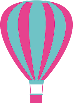 Lucy Bristow balloon graphic left