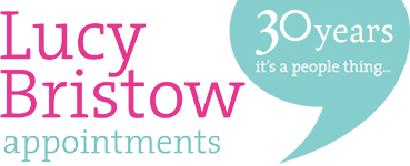 Lucy Bristow appointments header image