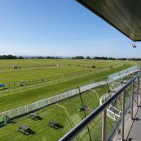 Bath racecourse view