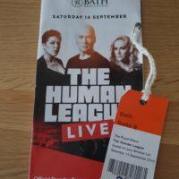 The human league live